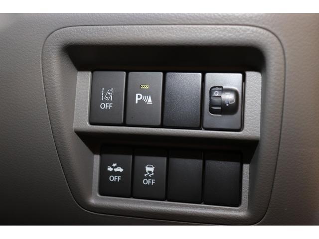 コーナーセンサーや被害軽減ブレーキなど、日常的な使用でも安心して乗って頂けます。