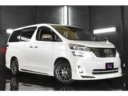 トヨタ ヴェルファイア 3.5 V Lエディション 4WD 寒冷地 エグゼクティブシート プレミアムS