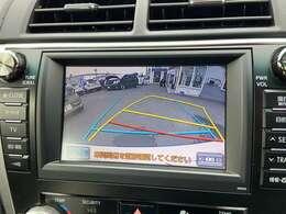 純正HDDナビはフルセグテレビ視聴、DVD再生、ブルートゥース対応、バックカメラ付きです。
