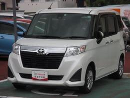トヨタ ルーミー 1.0 G S 両側パワースライド/SDナビ/ワンセグTV