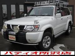 日産 サファリ の中古車 4.5 グランロードリミテッド 4WD 埼玉県所沢市 115.0万円