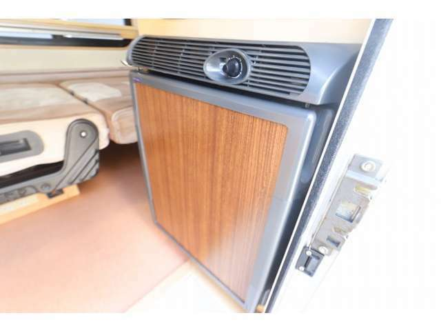 DC40L冷蔵庫付き!