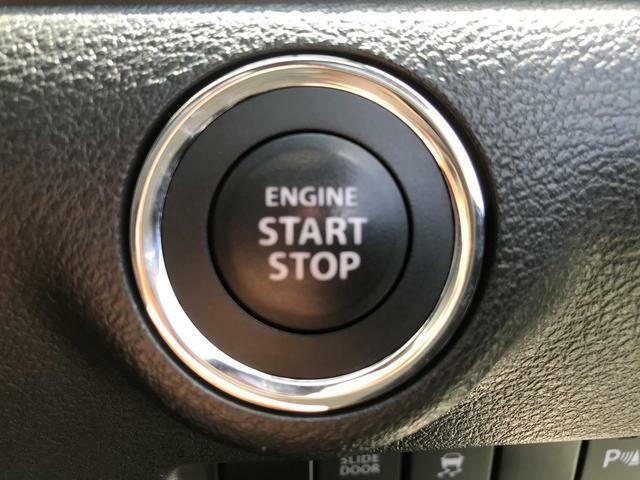 キーを身に付けているだけで簡単プッシュでエンジンスタートできます。