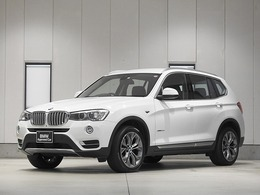 BMW X3 xドライブ20d  xライン ディーゼルターボ 4WD レザーシート ドライビングアシスト 360度