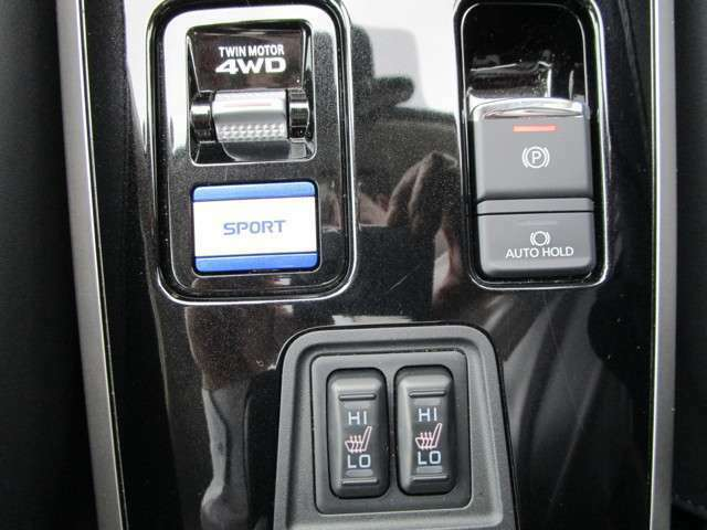 ツインモーター4WD