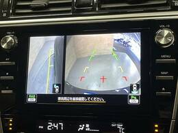 【バックカメラ、サイドカメラ】駐車が苦手な方でも安心して運転出来ます!