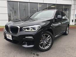 BMW X3 xドライブ20d Mスポーツ ディーゼルターボ 4WD 19AWヘッドアップDシートH禁煙4WD