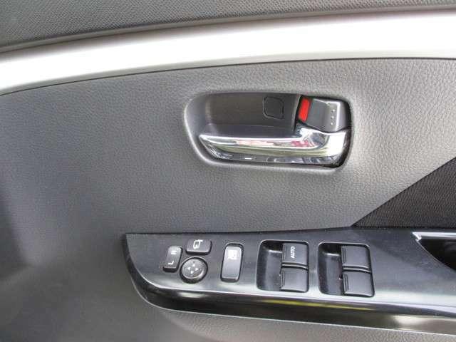 電動格納式ドアミラー調節スイッチ 集中PWスイッチ
