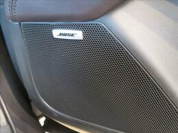 Boseのサウンドシステム!