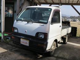 三菱 ミニキャブトラック 660 Vタイプ 三方開 4WD 車検R4/10