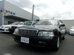 トヨタ クラウンマジェスタ 4.0 Cタイプ エレクトロマルチビジョン装着車 1オーナー禁煙車 黒ツートン 走行69000キロ