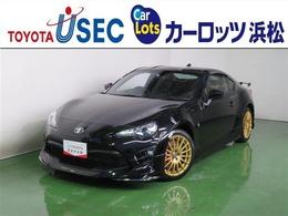 トヨタ 86 2.0 GT リミテッド モデリスタエアロ 社外マフラー・AW