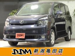 トヨタ ヴォクシー 2.0 ZS 4WD 関東仕入 切替4WD  ETC 地デシ
