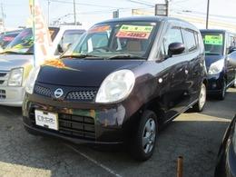 日産 モコ 660 4WD