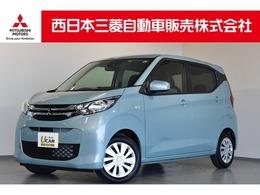 三菱 eKワゴン 660 G 当社社有車 衝突被害軽減ブレーキ