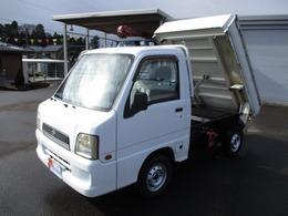 スバル サンバートラック 660 TB 三方開 4WD ダンプ 4WD AC PS