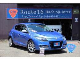 ルノー メガーヌ GTライン 禁煙車 ETC 記録簿 クルーズ HID Bluetooth