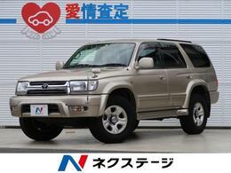 トヨタ ハイラックスサーフ 2.7 SSR-X 4WD CDナビ ETC 4WD