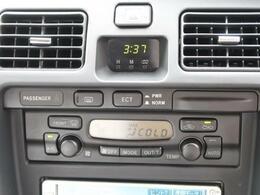 オートエアコン?車内の温度調整も簡単です♪♪