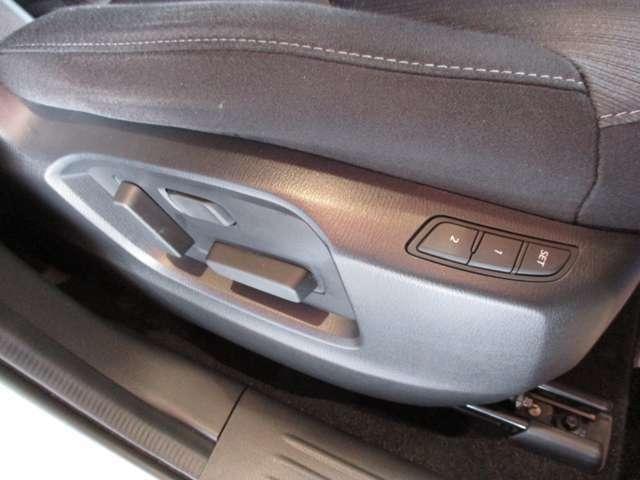 メモリー機能付きなので、ご家族でお車を共有される際は大変便利です!☆