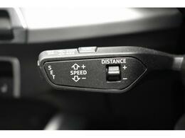 ●アダプティブクルーズコントロール『設定した速度で前方車両に追いつくと、安全な車間距離を自動で調整して前方車両を追従します。長距離ドライブでの疲労を軽減する大変重宝する機能です。』