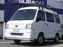 スバル サンバー 660 トランスポーター 4WD ルーフキャリア装備