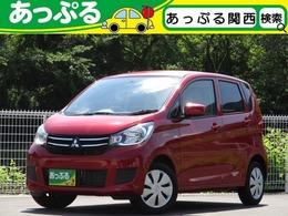 三菱 eKワゴン 660 E 社外ナビ Bカメラ HIDライト 禁煙車