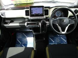 運転しやすいゆったり空間。豊富な装備や収納が魅力的な一台です!!