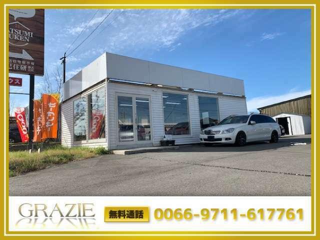 Aプラン画像:古賀インターから5分!3号線福岡から宗像方面の車線になります。白い建物が目印です!