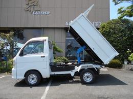 ダイハツ ハイゼットトラック 清掃ダンプエアコンパワステ4WD 清掃ダンプエアコンパワステ4WD