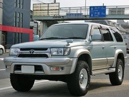 トヨタ ハイラックスサーフ 2.7 SSR-X パッケージオプションA 4WD リフトアップ DEEN16AW BFG 外ナビTV
