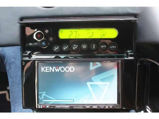 ★ディーラー車輌のオプションのHDDナビゲーション&TV&フロントカメラ&サイドカメラ付です♪