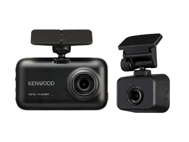Aプラン画像:KENWOOD製ドライブレコーダー前後2カメラタイプにプラン変更も可能です。詳しくは当社までお問い合わせください。
