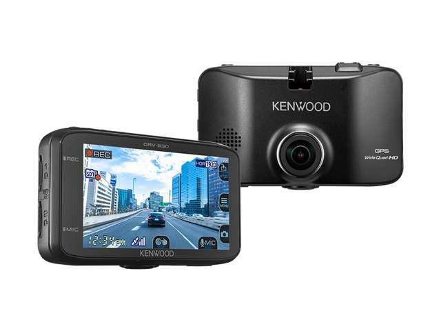Aプラン画像:KENWOOD製ドライブレコーダーをご用意しております。