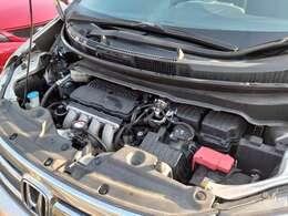 走り良し、燃費良しのi-VTECエンジン☆安心のタイミングチェーン式☆