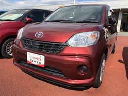 トヨタ パッソ パッソ X S キーレス・衝突軽減ブレーキ