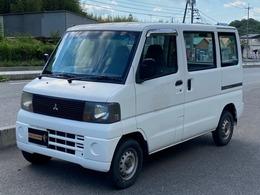三菱 ミニキャブバン 660 CS エアコン 5足MT