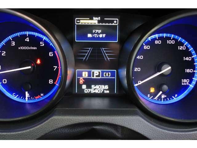 75407キロ!当店のお車は全車走行メーター管理システムによる走行距離チェック通過済みです!メーター改ざん車は販売致しませんのでご安心下さい!