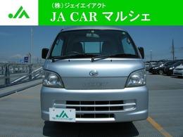 ダイハツ ハイゼットトラック 660 ジャンボ 3方開 オートマ エアコンパワステ ワンオーナー