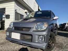 スズキ Kei 660 ワークス ターボ LEDヘッドライト 黒RECARO