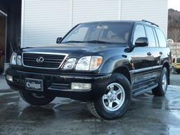 米国レクサス LX 470 4WD 本革 サンルーフ