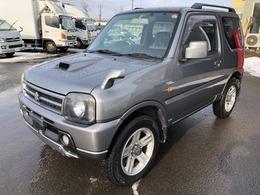 スズキ ジムニー 660 ワイルドウインド 4WD HDDナビ/フルセグTV/エンジンスターター