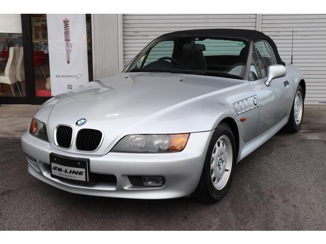 BMW Z3 1.9ロードスター入庫になります。