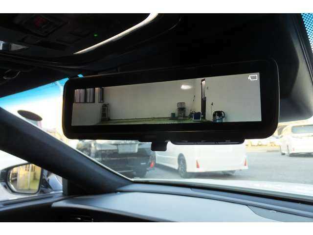 デジタルインナーミラー 【現車確認歓迎】事前のご来店予約がオススメです。無料通話【 0066-9711-358442 】