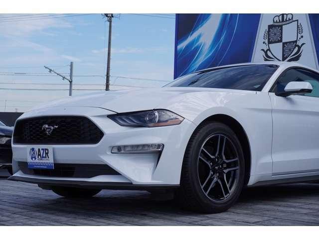 2020y フォードマスタング エコブースト 10AT 現行モデル入庫いたしました!