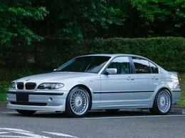BMWアルピナ B3 S 3.3 リムジン スイッチトロニック タイヤ4本新品交換済 点検記録簿14枚