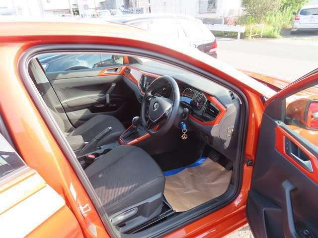 少し硬めのシートは、ロングドライブの際に疲れを軽減致します。