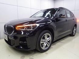 BMW X1 xドライブ 18d Mスポーツ 4WD セイフティパッケージ 正規認定中古車