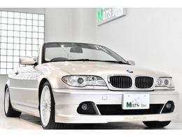BMWアルピナ B3カブリオ S 3.3 スイッチトロニック 後期型 右H ニコル正規D車 オーダーカラー