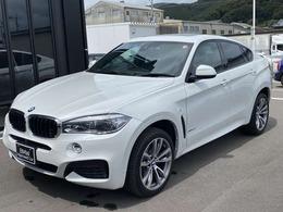 BMW X6 xドライブ 35i Mスポーツ 4WD スペアキー有 定期点検記録簿付